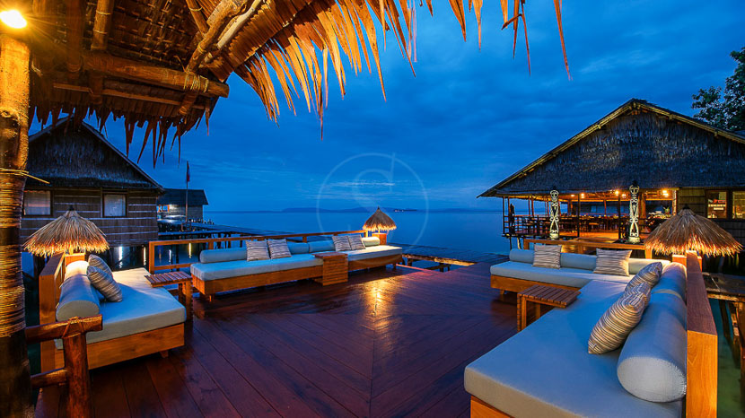 Papua Paradise Eco Resort, Papua Paradise Eco Resort, Indonésie