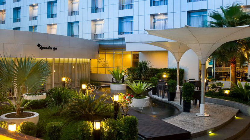 Santika Premiere Dyandra, Santika Dyandra Hotel, Indonésie