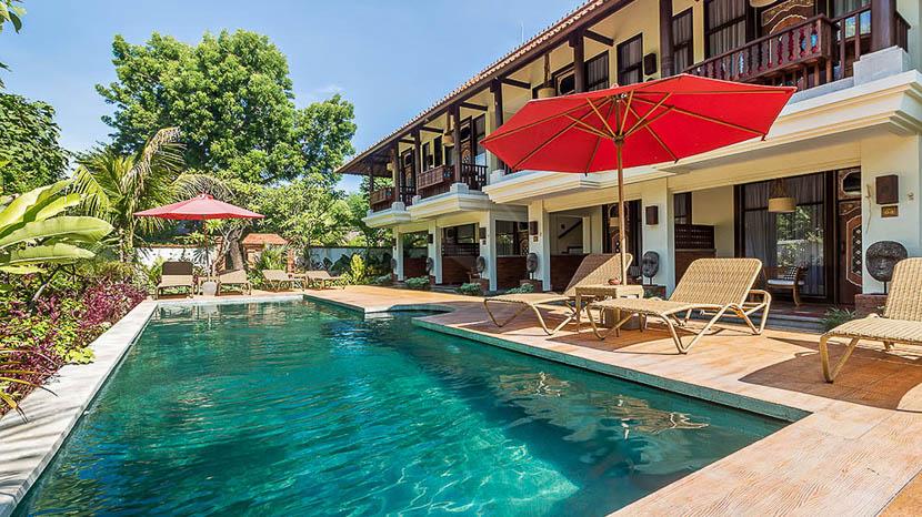 Taman Sari Resort & Spa, Taman Sari Pemutaran, Indonésie