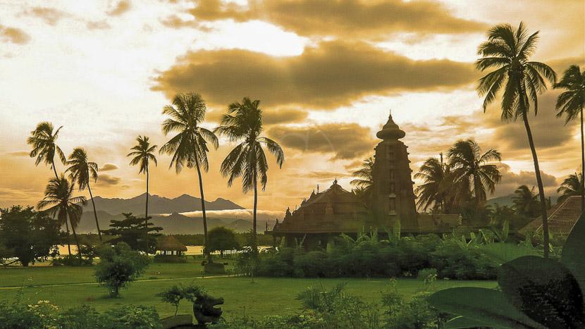Tugu Lombok, Tugu Lombok, Indonésie