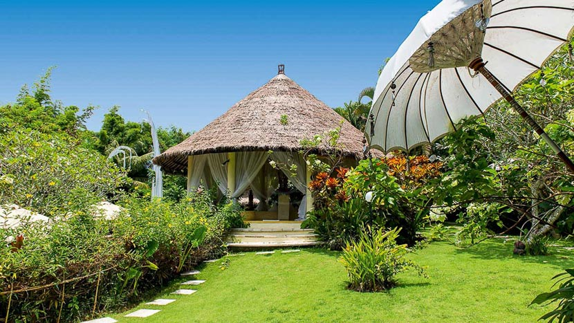 La Villa Mathis, Villa Mathis, Indonésie