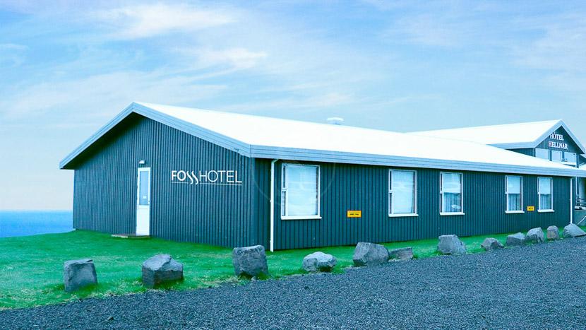 Fosshotel Hellnar, Fosshotel hellnar, Islande