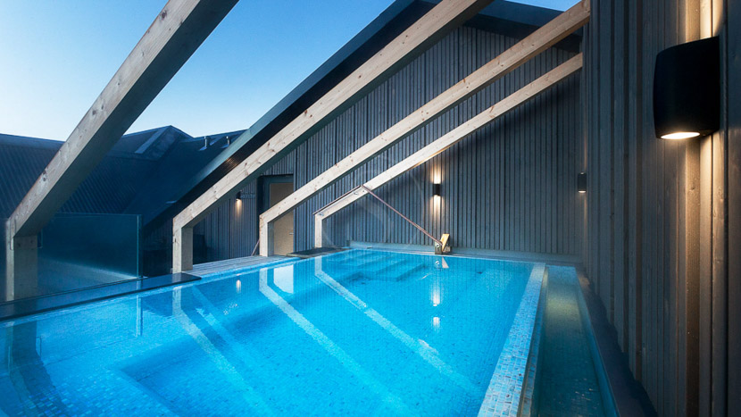 Hotel Berg, Hotel Berg, Islande © Anton Brink