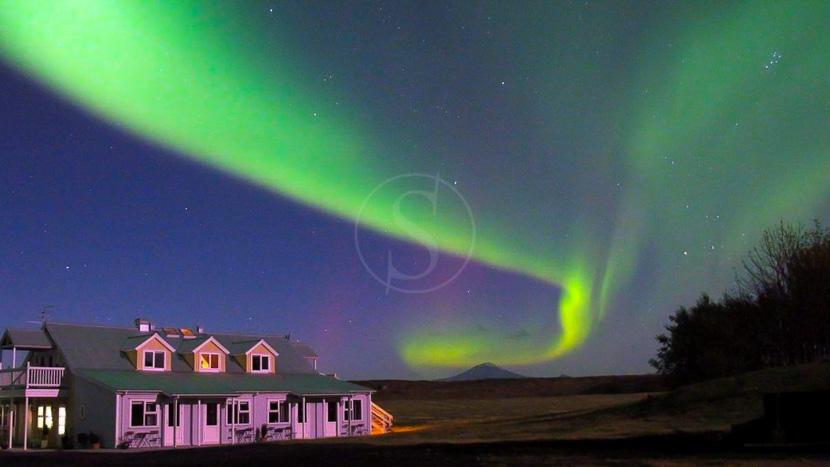 Hótel Lækur, Hotel Laekur, Islande