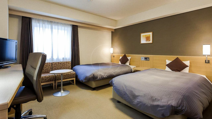 Daiwa Roynet Hotel Hiroshima, Daiwa Roynet Hôtel de Hiroshima, Japon
