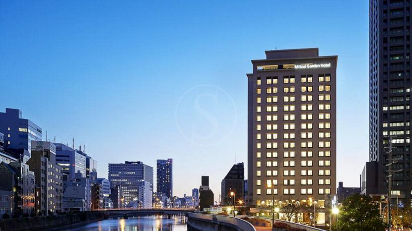 Mitsui Garden Hotel Osaka Premier, Mitsui Garden Osaka Premier, Japon