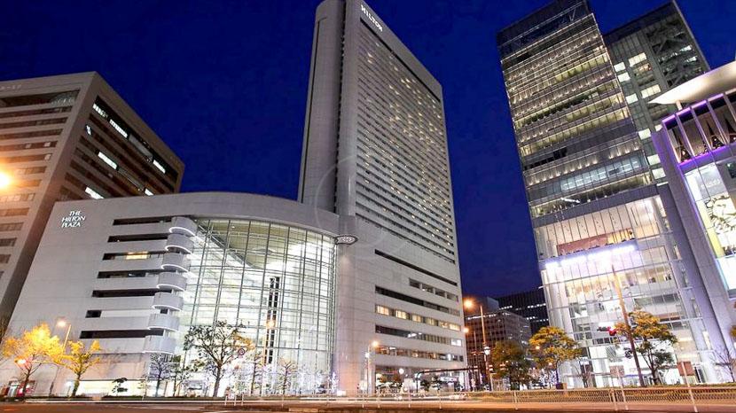 Hilton Osaka, Osaka Hilton, Japon