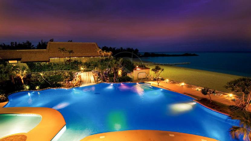 Rizzan Sea Park Hotel Tancha Bay, Rizzan Sea Park Hotel, Japon