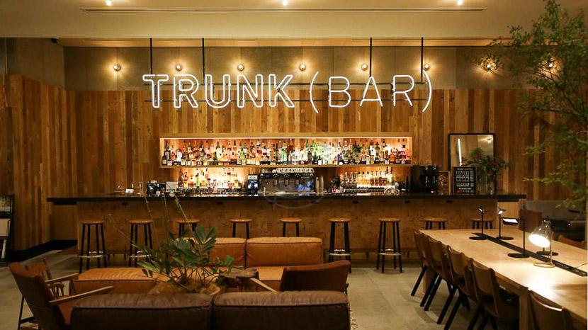 Trunk Hotel Shibuya, Trunk Hotel, Japon