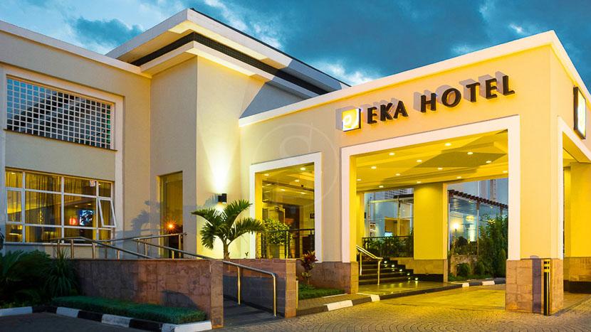 Eka Hotel Nairobi , Eka Hotel de Nairobi, Kenya