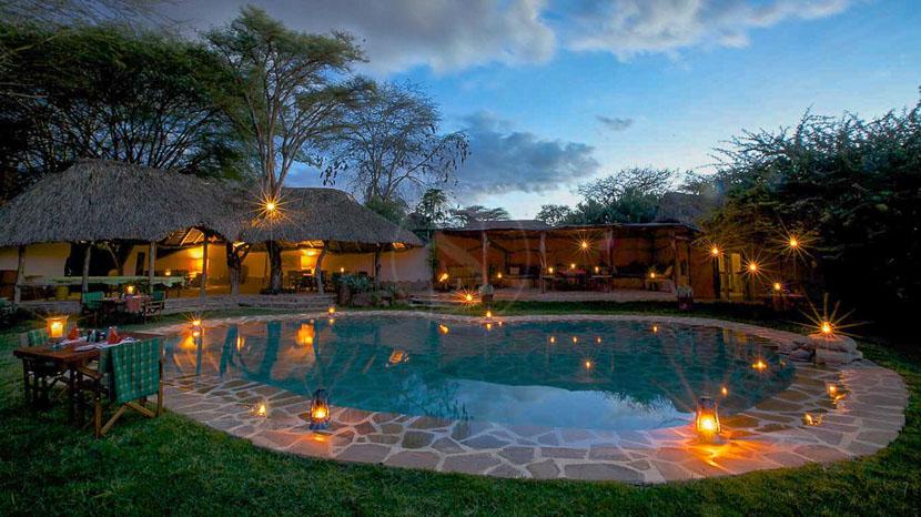 Lewa Safari Camp, Elewana Lewa Safari Camp, Kenya