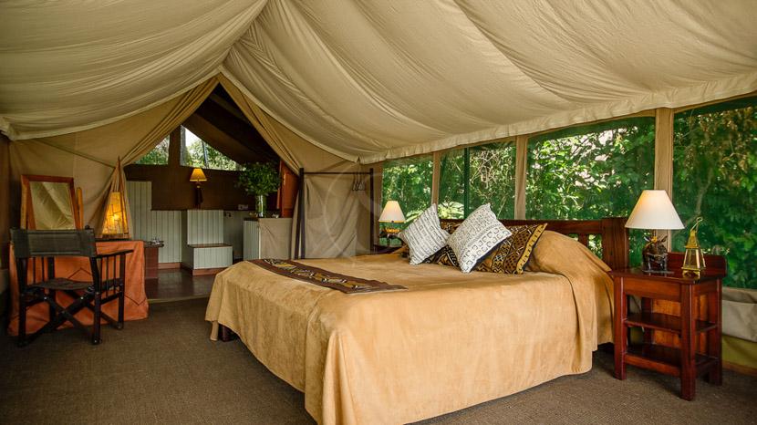 Governors' Camp, Governors Camp, Kenya © Governors
