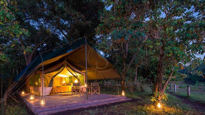 Governors' Camp, Governors Camp, Kenya © Governors - Dana Allen