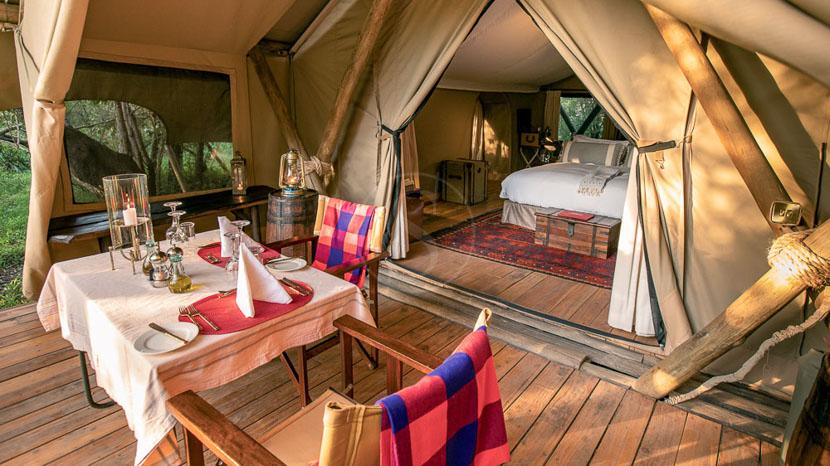 Mara Expedition Camp, Mara Expedition Camp, Kenya © Great Plains Conservation
