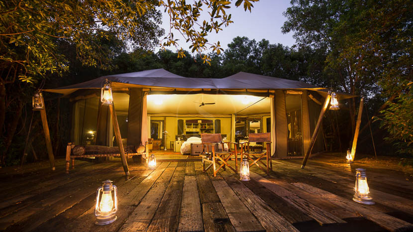 Mara Plains Camp, Mara Plains Camp, Kenya © Great Plains Conservation