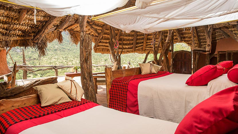 Il Ngwesi Lodge, Il Ngwesi Lodge, Kenya © Il Ngwesi Group Ranch