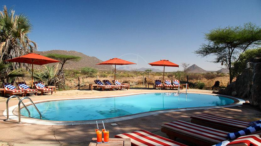 Larsens Camp, Larsens Camp, Kenya