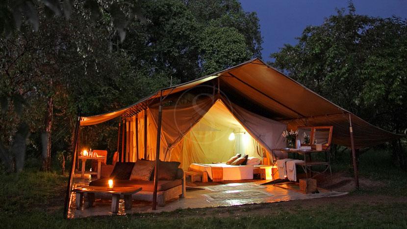 Naibor Camp, Main Naibor Camp, Masai Mara