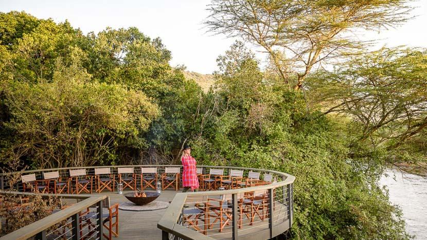 Olonana Tented Camp, Sanctuary Olonana, Kenya