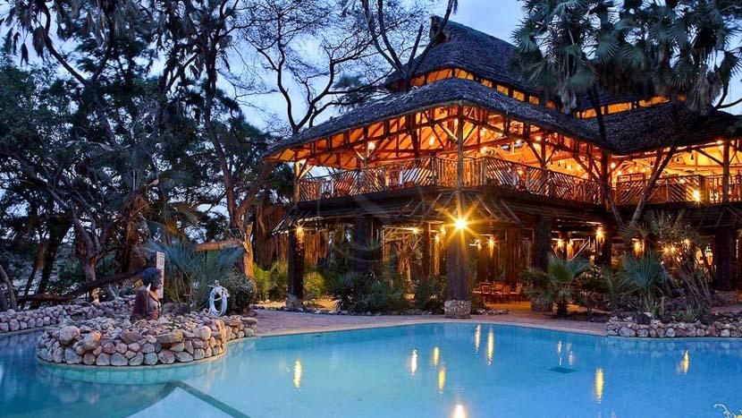 Sarova Shaba Game Lodge, Sarova Shaba Game Reserve, Kenya