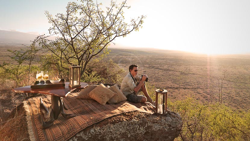 Satao Elerai Camp, Satao Elerai, Kenya © Satao Camp