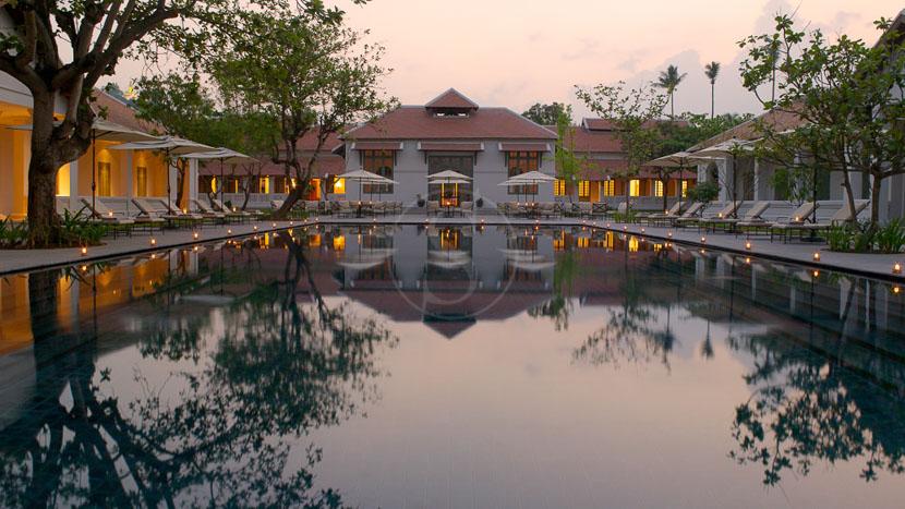 Amantaka Resort, Amantaka Luang Prabang, Laos © Aman