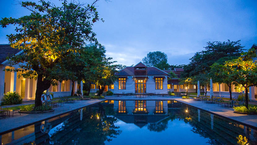 Amantaka Resort, Amantaka Luang Prabang, Laos © L. Guillot