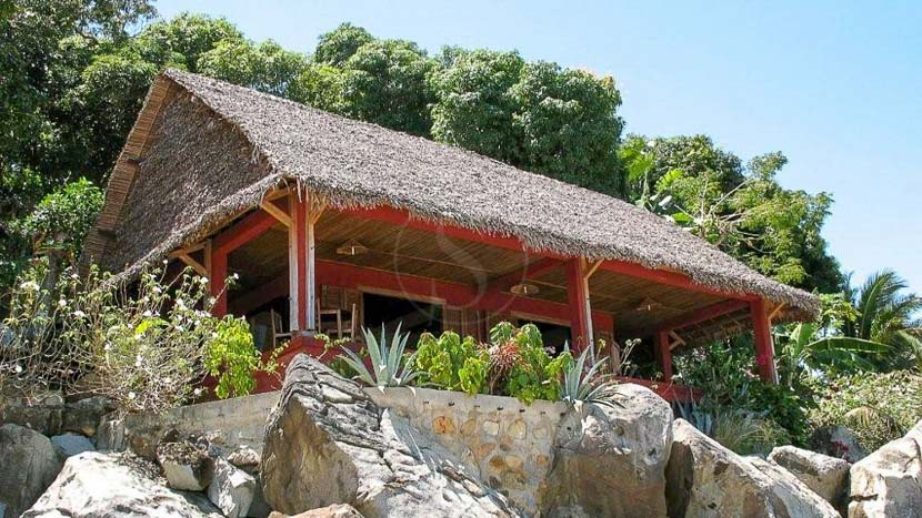 Jardin Vanille, Le jardin vanille, Madagascar