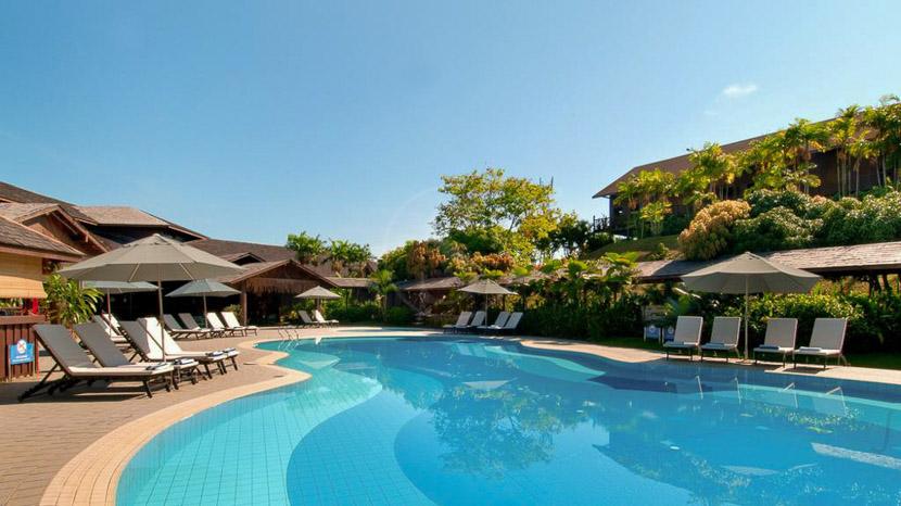 Aiman Batang Ai Resort, Aiman Batang Ai Resort, Malaisie