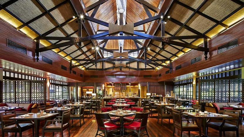 Mulu Marriott Resort & Spa, Mulu Marriott Resort, Malaisie © Marriott