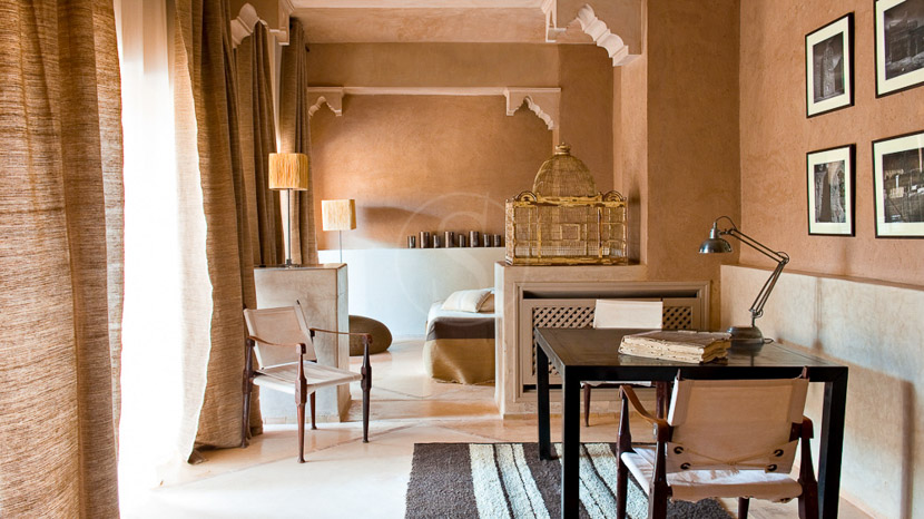 Dar Ahlam, Dar Ahlam, Maroc © La Maison des rêves