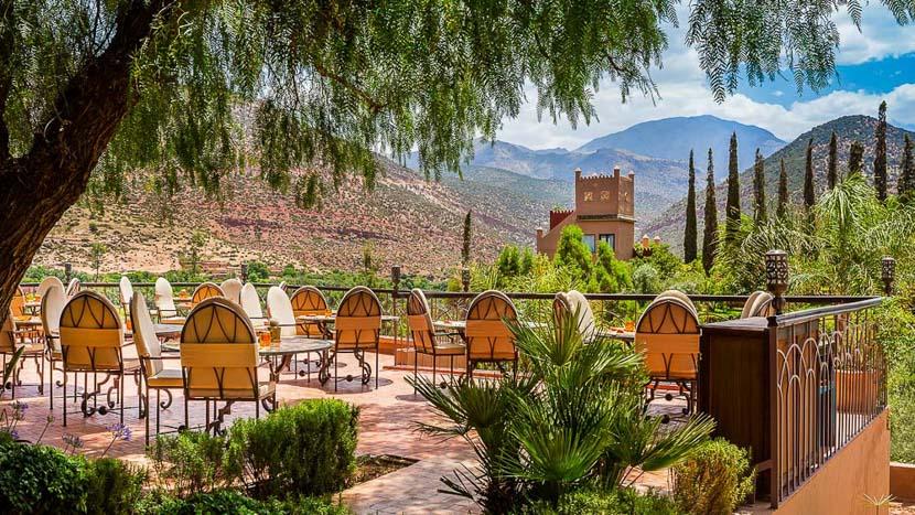 Kasbah Tamadot, Kasbah Tamadot, Maroc © Kasbah Tamadot