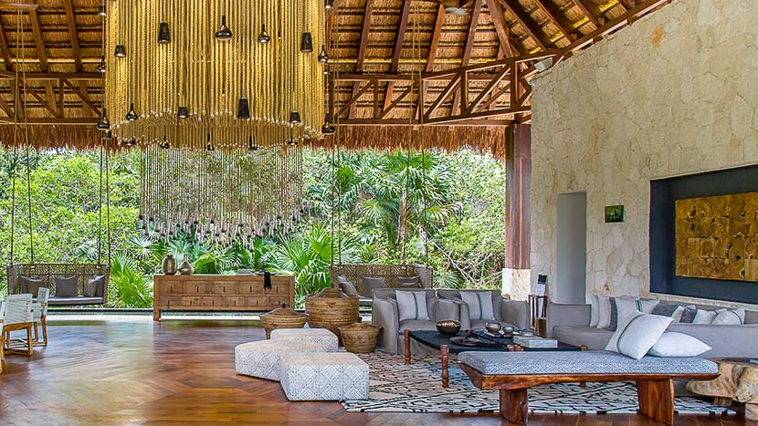 Chablé Maroma, Chable Maroma, Mexique © Chable Resorts