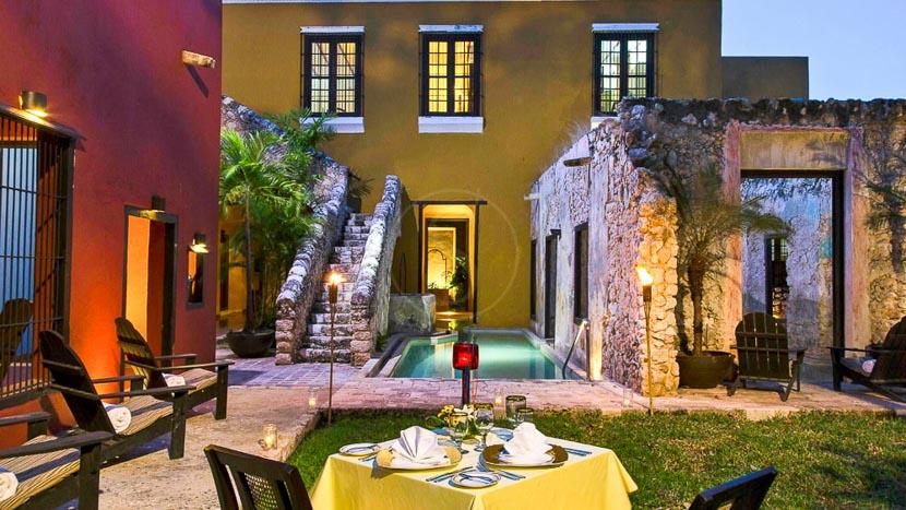 Hacienda Puerta Campeche, Hacienda Puerta Campeche, Mexique