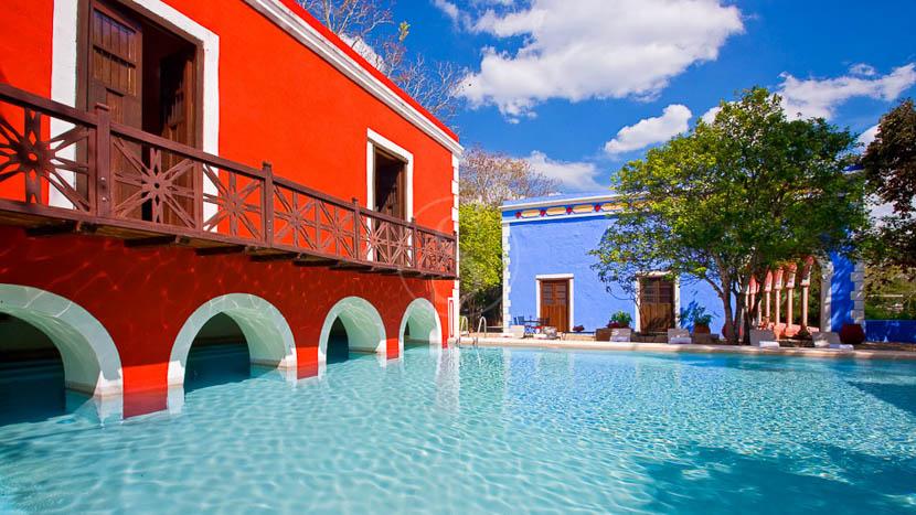 Hacienda Santa Rosa, Hacienda Santa Rosa, Mexique