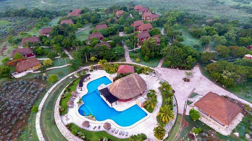 Hacienda Sotuta de Peon, Hacienda Sotuta Peon, Mexique