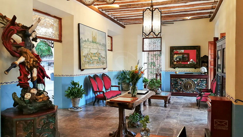 Hotel El Mesón del Marqués, El Meson Del Marques Valladolid, Mexique