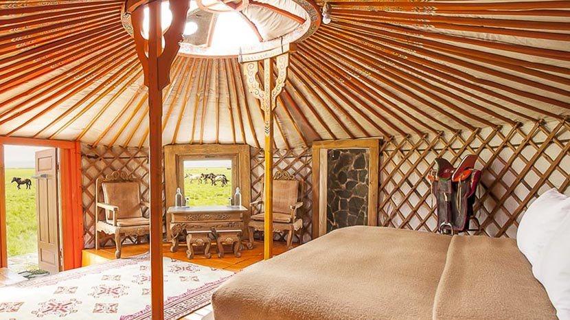 Three Camel Lodge, Three Camel Lodge, Mongolie © Tous droits réservés