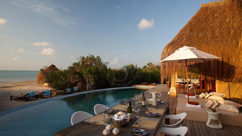 Azura Benguerra, Presidential Villa Azura Lodge, Mozambique