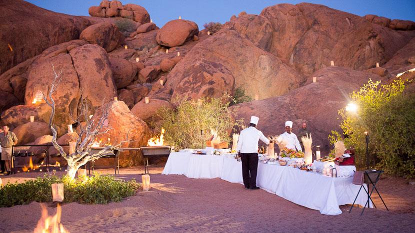 &Beyond Sossusvlei Desert Lodge, Sossusvlei Lodge, Namibie