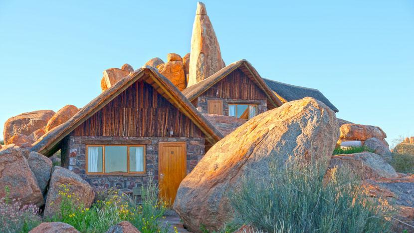 Canyon Lodge, Canyon Lodge, Namibie © Hartmut Röder