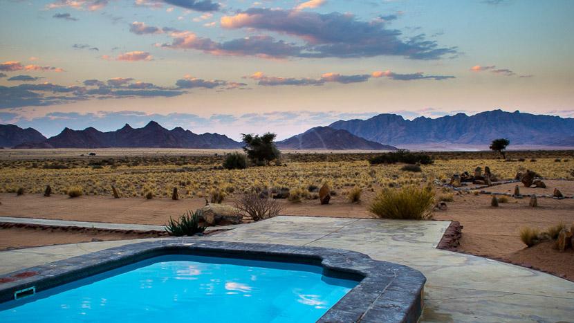 Desert Camp, Sossusvlei Desert Camp, Namibie