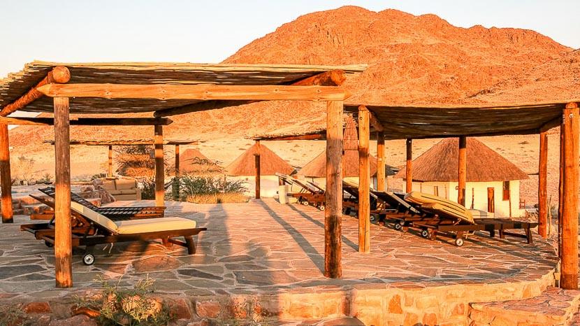 Desert Homestead,