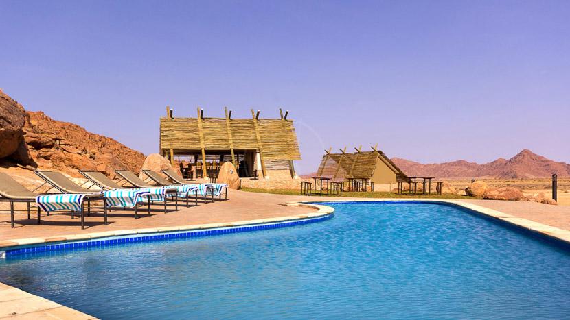 Desert Quiver Camp, Desert Quiver Camp, Namibie © Xenia Ivanoff