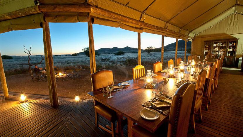 Desert Rhino Camp, Desert Rhino Camp, Namibie