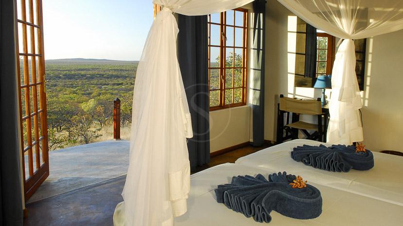 Etosha Safari Lodge, Etosha Safari Lodge - Gondwana Collection, Namibie