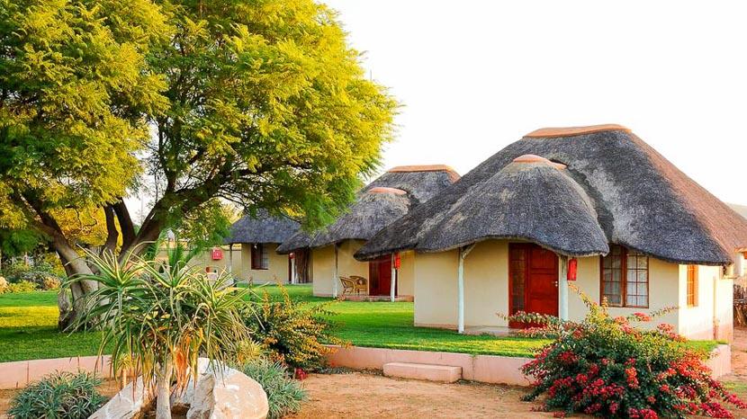 Frans Indongo Lodge, Frans Indongo Lodge, Namibie