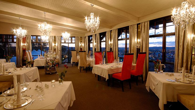 Heinitzburg Hotel, Heinitzburg Hotel, Namibie