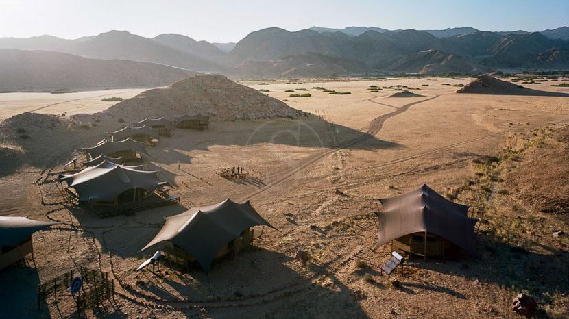 Hoanib Valley Camp, Hoanib Valley Camp, Namibie © Michael Turek