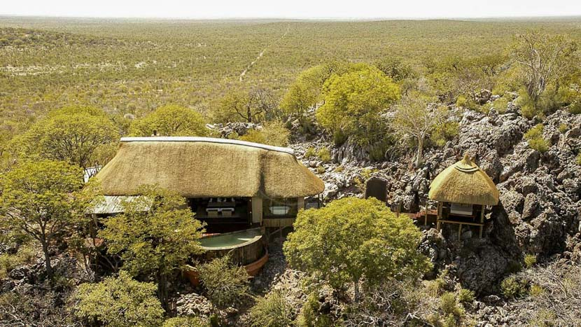 Little Ongava, Little Ongava à Etosha, Namibie